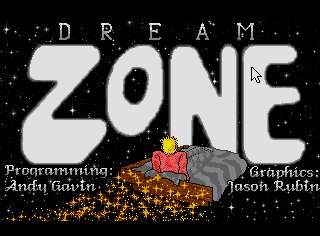 Pantallazo de Dream Zone para Atari ST
