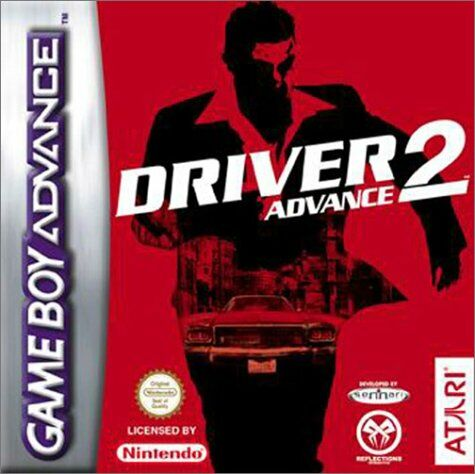 Caratula de Driver 2 Advance para Game Boy Advance