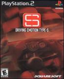 Carátula de Driving Emotion Type-S
