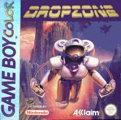 Caratula de Dropzone para Game Boy Color