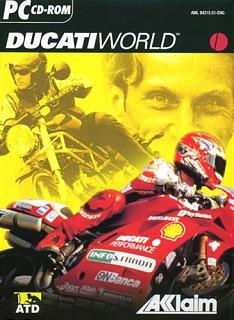 Caratula de Ducati World Racing Challenge para PC