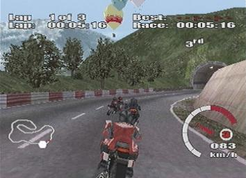 Pantallazo de Ducati World Racing Challenge para PlayStation