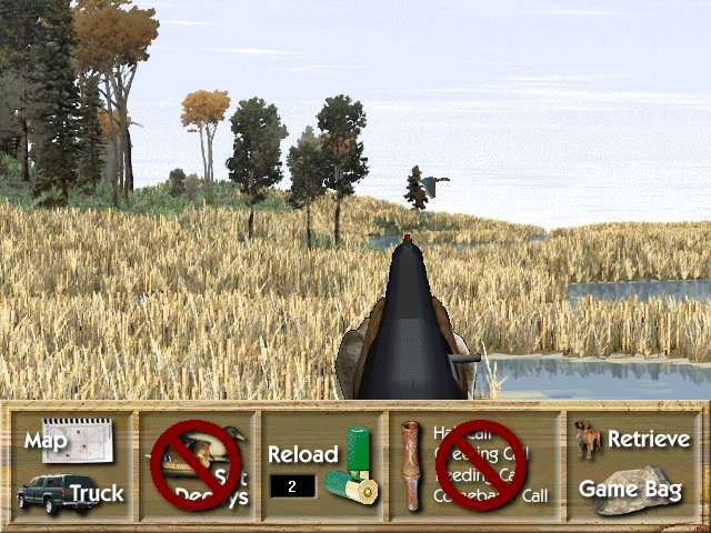 Pantallazo de Duck Hunter Pro para PC