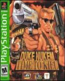 Carátula de Duke Nukem: Time to Kill -- Greatest Hits