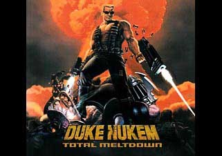 Pantallazo de Duke Nukem: Total Meltdown para PlayStation