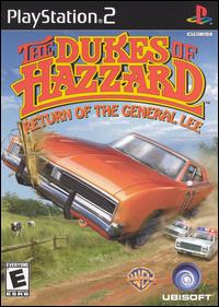 Caratula de Dukes of Hazzard: Return of the General Lee, The para PlayStation 2
