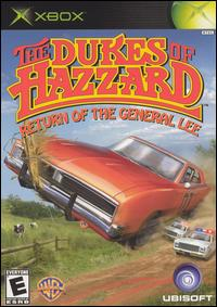 Caratula de Dukes of Hazzard: Return of the General Lee, The para Xbox
