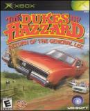 Caratula nº 106211 de Dukes of Hazzard: Return of the General Lee, The (200 x 283)