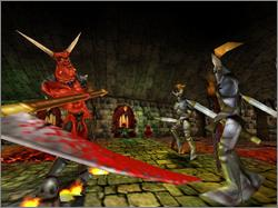 Pantallazo de Dungeon Keeper 2/Dungeon Keeper para PC