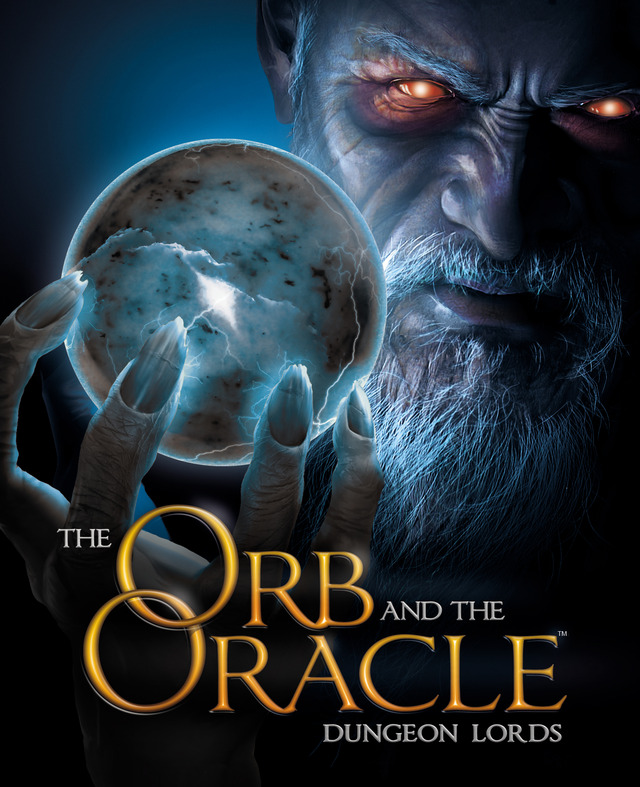 Caratula de Dungeon Lords: The Orb and the Oracle para PC