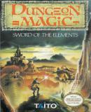 Carátula de Dungeon Magic: Sword of the Elements