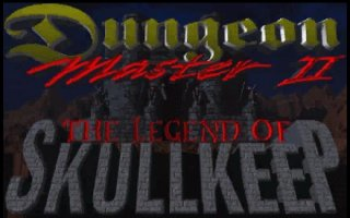 Pantallazo de Dungeon Master II: The Legend of Skullkeep para PC