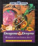 Carátula de Dungeons & Dragons: Warriors of the Eternal Sun