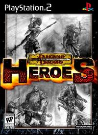 Caratula de Dungeons & Dragons Heroes [Cancelled] para PlayStation 2
