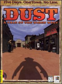 Caratula de Dust: A Tale of the Wired West para PC