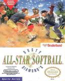 Carátula de Dusty Diamond's All-Star Softball