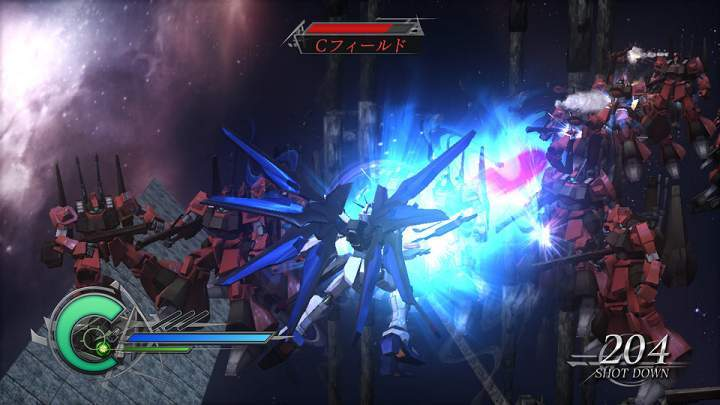 Pantallazo de Dynasty Warriors: Gundam 2 para PlayStation 2