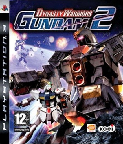 Caratula de Dynasty Warriors: Gundam 2 para PlayStation 3