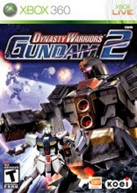 Caratula de Dynasty Warriors: Gundam 2 para Xbox 360