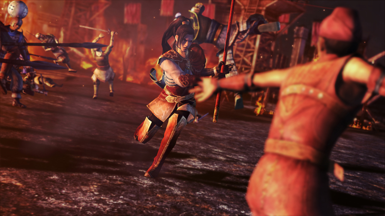 Pantallazo de Dynasty Warriors 6: Empires para PlayStation 3