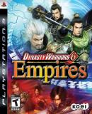 Carátula de Dynasty Warriors 6: Empires
