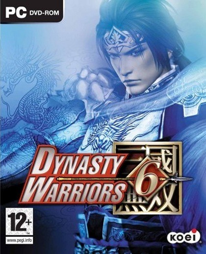 Caratula de Dynasty Warriors 6 para PC