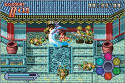 Pantallazo de Dynasty Warriors Advance para Game Boy Advance