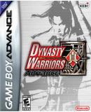 Carátula de Dynasty Warriors Advance
