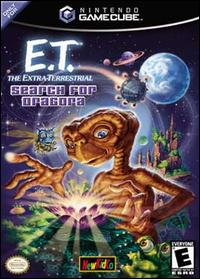Caratula de E.T. The Extra-Terrestrial: Search for Dragora para GameCube