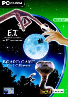 Caratula de E.T. The Extra-Terrestrial Board Game para PC