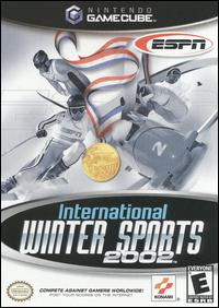 Caratula de ESPN International Winter Sports 2002 para GameCube