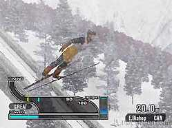 Pantallazo de ESPN International Winter Sports para PlayStation 2