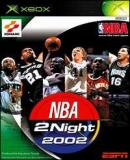 Carátula de ESPN NBA 2Night 2002 (Japonés)