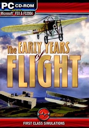 Caratula de Early Years Of Flight, The para PC