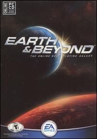 Caratula de Earth & Beyond para PC