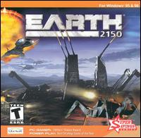 Caratula de Earth 2150 [Super Savings Series] para PC