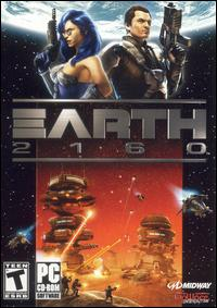 Caratula de Earth 2160 para PC