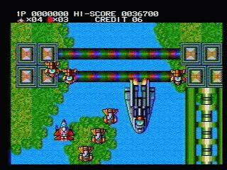 Pantallazo de Earth Defense para Sega Megadrive