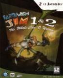 Caratula nº 51307 de Earthworm Jim 1 & 2: The Whole Can of Worms (120 x 159)