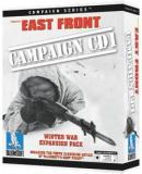 Carátula de East Front: Campaign CD 1 -- Winter War Expansion Pack