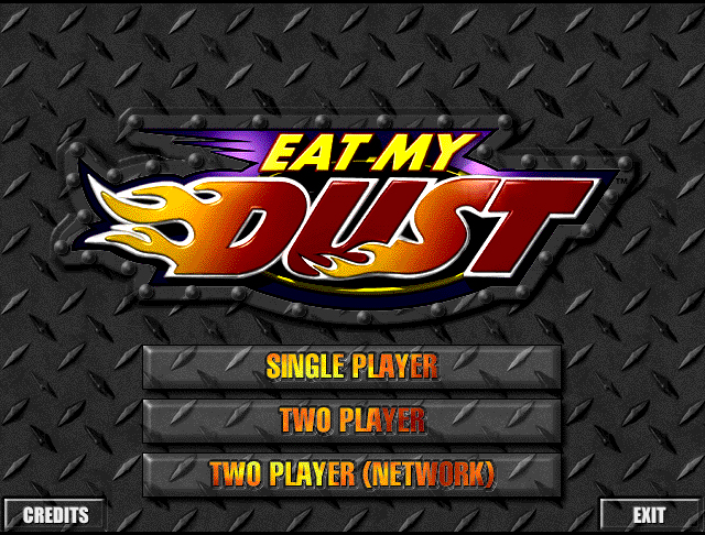 Pantallazo de Eat My Dust para PC