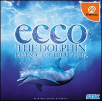 Caratula de Ecco the Dolphin: Defender of the Future para Dreamcast