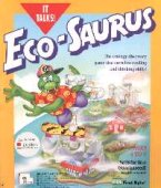 Caratula de Eco-Saurus (a.k.a. Zug's Adventures on Eco-Island) para PC