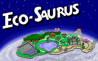 Pantallazo de Eco-Saurus (a.k.a. Zug's Adventures on Eco-Island) para PC