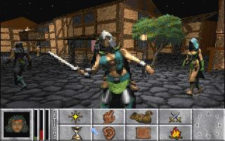 Pantallazo de Elder Scrolls: Chapter 2 -- Daggerfall, The para PC