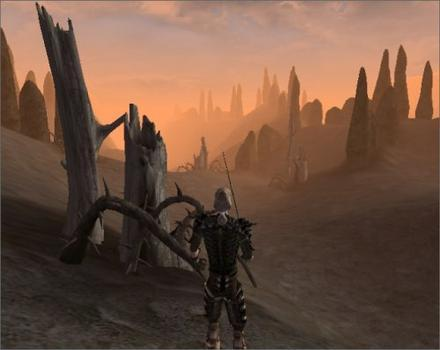 Pantallazo de Elder Scrolls III: Morrowind -- Game of the Year Edition, The para Xbox
