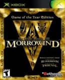 Caratula nº 105129 de Elder Scrolls III: Morrowind -- Game of the Year Edition, The (156 x 220)