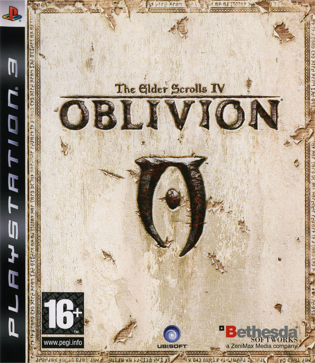 Caratula de Elder Scrolls IV: Oblivion, The para PlayStation 3