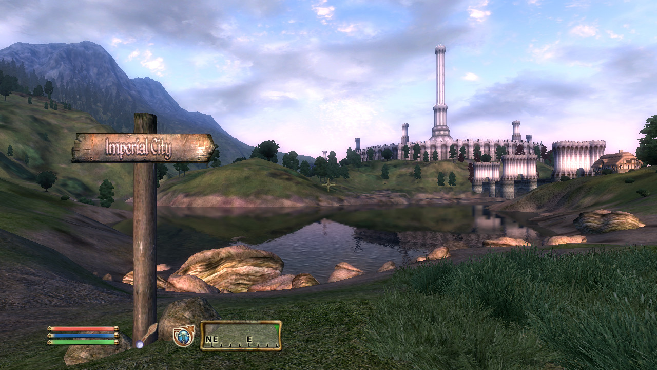 Pantallazo de Elder Scrolls IV: Oblivion - Game of the Year para PlayStation 3
