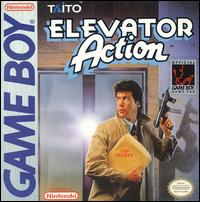 Caratula de Elevator Action para Game Boy